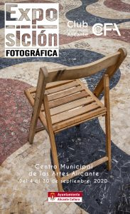 EXPOSICIÓN FOTOGRÁFICA CFA 2020