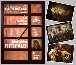 MERCEDES FITTIPALDI EN EL CFA